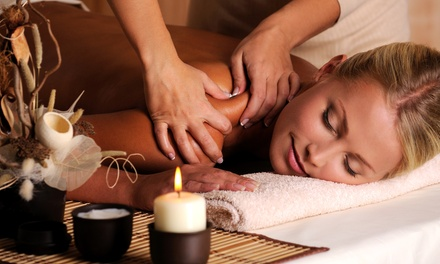 Integrated Massage, Aromatherapy Massage, or Hydrofacial at Desert Beauty Day Spa (Up to 58% Off)