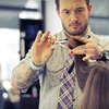 53% Off Haircut Package with Glossing Treatment