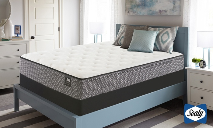 Image Placeholder Image For Sealy Essentials Mattress Plush Euro Top Or  Firm Mattress Sets