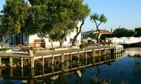 Camargue : 1 ou 2 nuit(s) avec champagne, dîner et Spa en option à l'Auberge Cavalière du Pont des Bannes 4* pour 2 pers