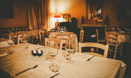 ⏰ Cena romantica in villa dell'800