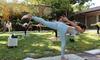 Up to 46% Off on Yoga Class at Jiaren Cafe