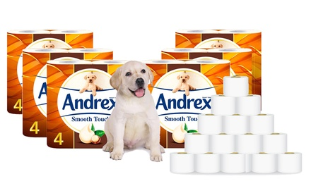 Andrex Smooth Touch Toilet Paper