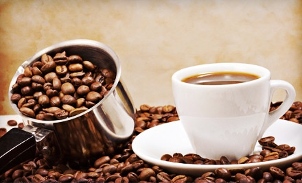 $21 for Three Groupons, Each Good for One Pound of Coffee from Java Bob's Coffee Roasting (Up to $40.50 Total Value)