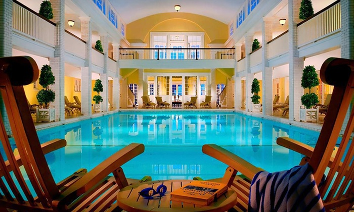 null - Harrisburg / Lancaster: Stay at Omni Bedford Springs Resort in Allegheny Mountains, PA