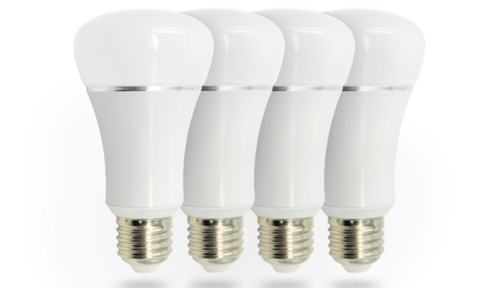 Wifi Smart Led Light Bulbs And Outlets Set 1 2 3 Or 4 Piece