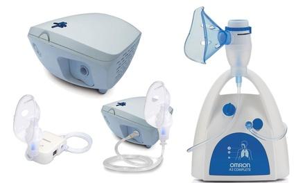 Aerosol a1 o a3 omron a pistone con doccia nasale for Groupon casalinghi