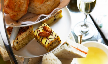 4* Afternoon Tea with Prosecco