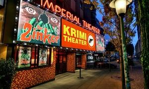 """Imperial Theater: Edgar-Wallace-Klassiker """"Der Rächer"""" im Imperial Theater an der Reeperbahn im Okt. oder Nov. (bis zu 42% sparen)"""