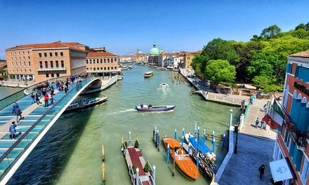 Venezia: 1 notte con colazione o mezza pensione e transfer per 2 a 169€euro