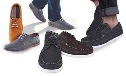 Mokassins oder elegante Sneakers für Herren in der Farbe nach Wahl