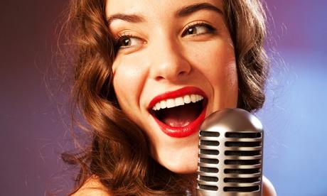 4x oder 8x 60 Min. professioneller Gesangsunterricht bei Arioso  in Singen
