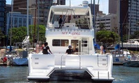 Boat Cruise from R160 for Two with Optional Sunset Cruise with Hakuna Matata Charter (50% Off)