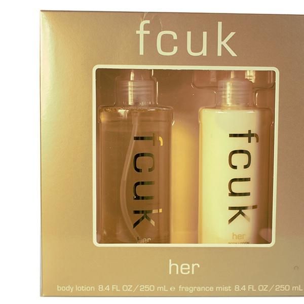 e6db8e3b9e5 Fcuk for Him or Her Gift Set | Groupon