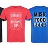 Men's Festivals and Food Truck Tee