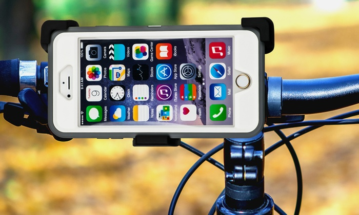 Gear Beast Universal Smartphone Bike Mount