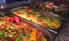 All-You-Can-Eat-Buffet mediterran
