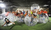 Bubble-Fußball für bis zu 8 oder 14 Personen (einlösbar Mo.-Do. oder Fr.-So.) bei Soccer Warriors (bis zu 64% sparen*)