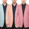 Men's Spring Classic Fit Blazers