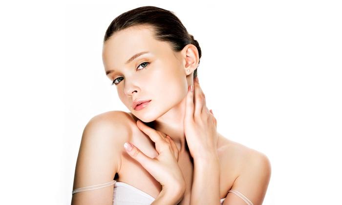 Novi Laser & Aesthetic Center - Farmington: One or Three Glytone Skin Peels or Three IPL Facial Treatments at Novi Laser & Aesthetic Center (Up to 56% Off)