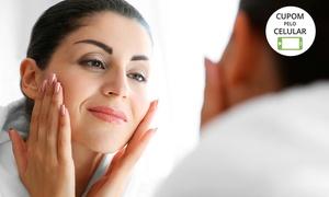 Bella Dama Simetria: 1, 2 ou 3 visitas de de limpeza de pele + laser facial + peeling + lifting facial na Bella Dama Simetria - Contagem