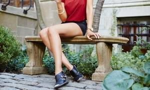 Ideal Body: C$279 for 1 Year of IPL Hair Removal for Three Areas of the Body at Ideal Body (C$2,800 Value), 3 Locations