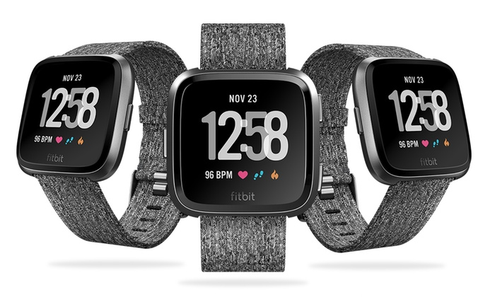 Fitbit Versa Special Edition | Groupon
