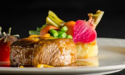 Entrée, plat et dessert au choix sur la carte pour 2 ou 4 personnes dès 59 € au restaurant LAssiette du Prof