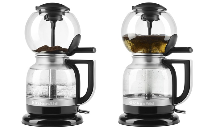 Up To 20 Off On Kitchenaid Coffee Brewer Groupon Goods