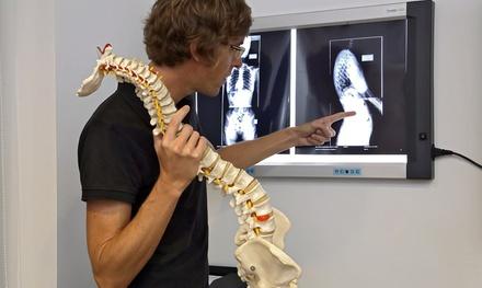 1 o 2 sesiones de quiropráctica con diagnóstico e informe con opción a radiografía desde 19,90€ enGonstead