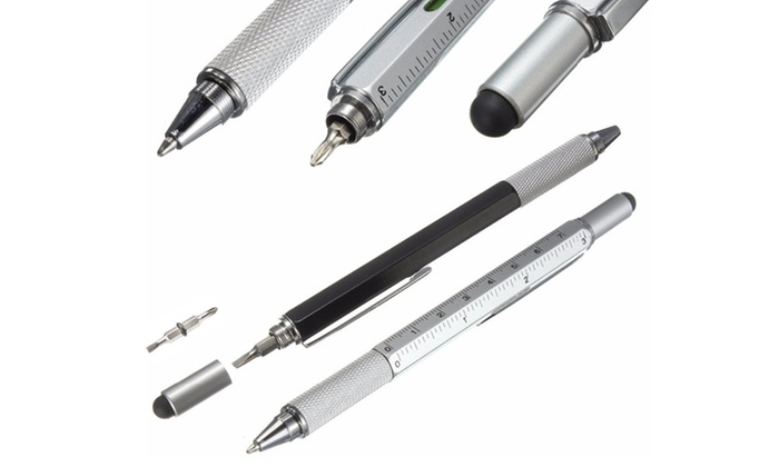 Ever Mercantile Limited: Six-In-One Construction Tool Pen: One ($9), Two ($15), Three ($19) or Four ($25)