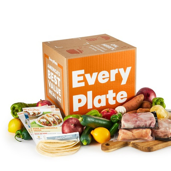 Everyplate Meal Delivery | Beanstalk Mums