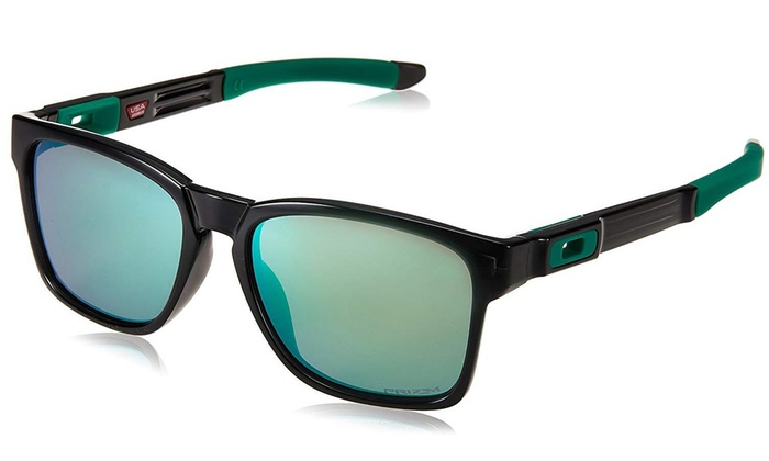 00aff8b67d Up To 51% Off on Oakley Catalyst Sunglasses | Groupon Goods