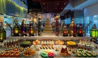 Iftar Buffet for Up to Six at Ballarò, 5* Conrad Hotel (Up to 32% Off)