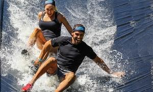 5K Super Splash: Admission to the 5K or 1K Super Splash Race just North of Montréal on July 28, 2018 (Up to 56% Off)