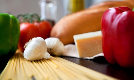 Hands-On BYOB Italian Cooking Class for Two or Four at Trattoria Bel Paese Cooking Academy (Up to 57% Off)