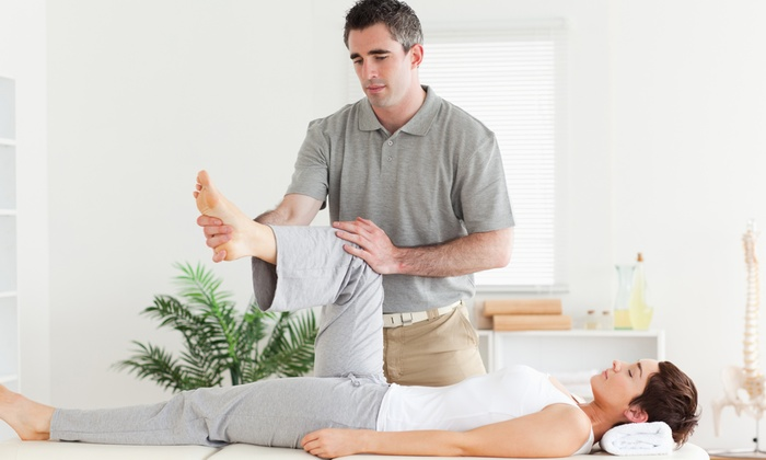Chiropractic Physicians of Wicker Park - Bucktown: Exam, Therapeutic Modality, and One or Two Adjustments at Chiropractic Physicians of Wicker Park (Up to 84% Off)
