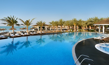 Pool and Beach Entry for Up to Four at The Bayshore Beach Club at 5*Intercontinental Hotel (Up to 50% Off)