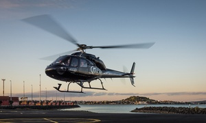 Inflite Charters: Auckland Helicopter Open Door Flight for One ($99), Two ($195) or Six ($498) at Inflite Charters (Up to $1,074 Value)