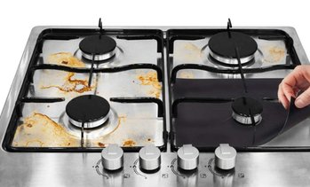 Non-Stick Reusable Gas Hob Protectors