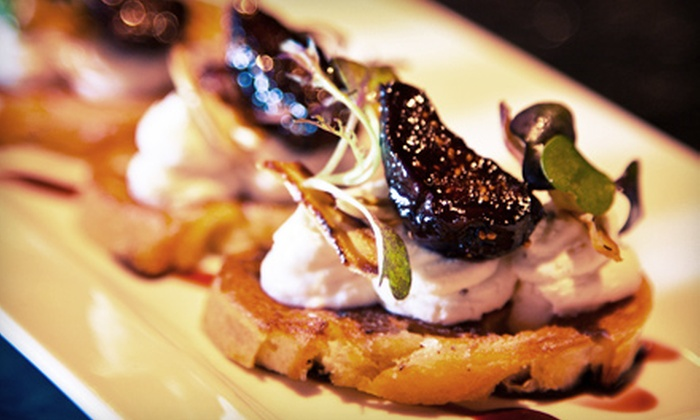 Embers - Las Vegas: $12 for $24 Worth of Modern American Food for Dinner at Embers