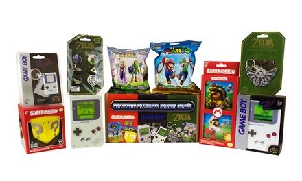 Paladone Nintendo Merch Crate