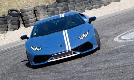 Fino a 6 giri di pista su GT a 39,90€euro