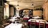 LA VETTURINA - LA VETTURINA: Menu con 1 kg di costata di scottona, antipasto e dolce per 2 o 4 persone da La Vetturina (sconto fino a 60%)