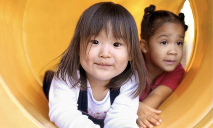 Mega Fun 4 Kids - Rouge: 5 or 10 Drop-In Indoor-Playground Visits at Mega Fun 4 Kids (Up to 54% Off)