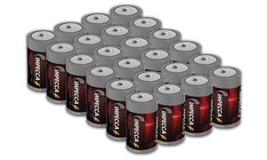 Impecca Platinum Alkaline C Batteries (24-Pack)