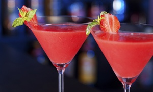 Players Bar - Newcastle: Three, Four, Six or Eight Cocktails to Share at Players Bar - Newcastle (Up to 48% Off)