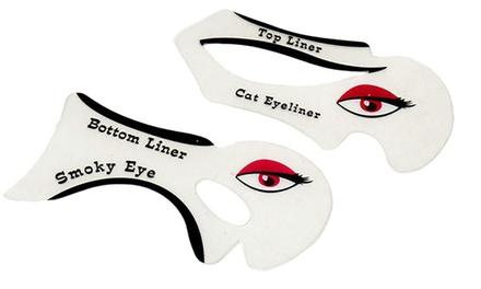 1 o 2 plantillas delineadores de ojos desde 1,90 €