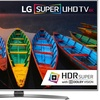 "LG 55"" 4K Super UHD Smart LED TV (2016 Model) (Refurbished)"
