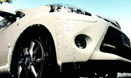 Super Wash $29 and Hand Polish $49, or Full Detail $149 at Concierge Car Wash Grand Central Up to $280 Value